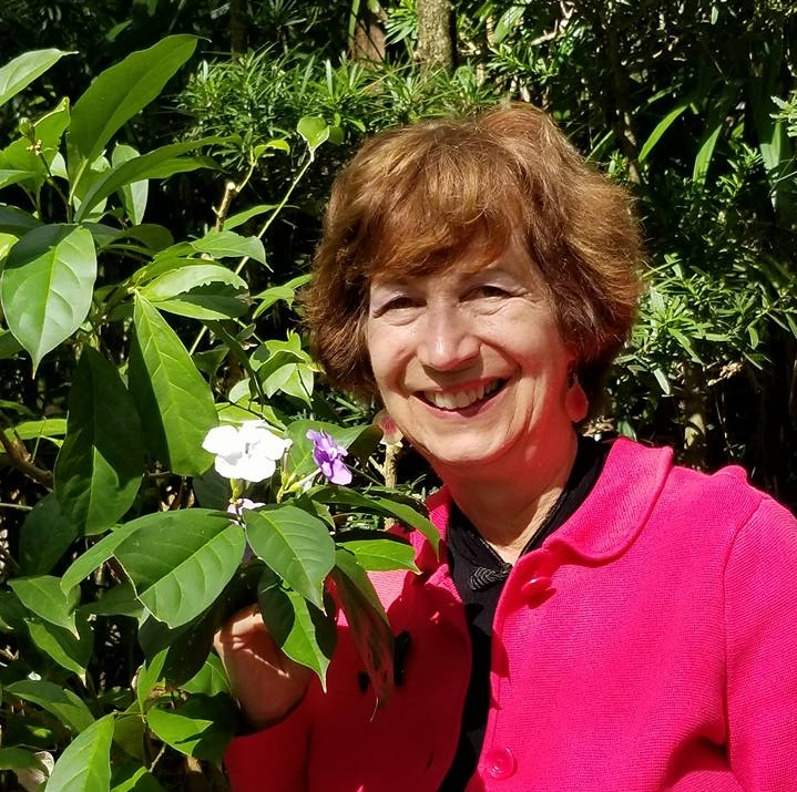 Linda Kolko, Past president of the Woman's Democratic Club of Montgomery County