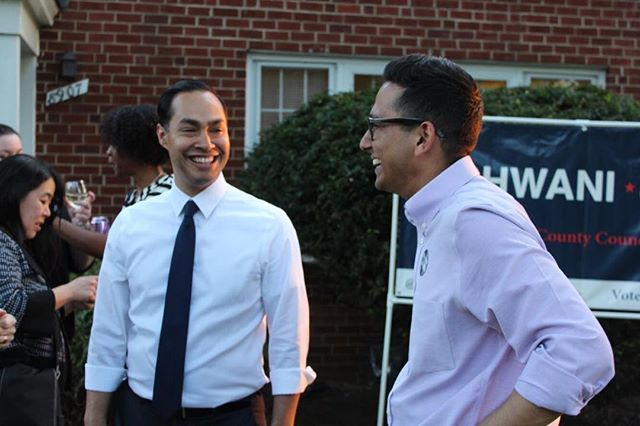 Congrats to one of my mentors & former bosses, @juliancastrotx , for crushing it during last night's presidential debate!