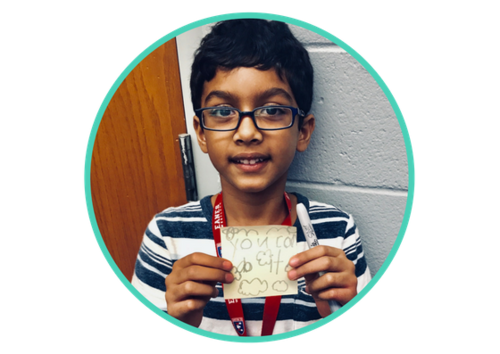 My first grader had a wonderful experience selling his first art pieces through $tart-Up! Kid's Club. Watching other kids prepare and sell their products motivated him to do the same. Amber gave so many opportunities to the kids to sell their products. I think that is an important lesson for kids - Keep at it!   -Sujala V.