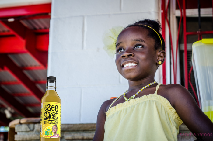 Mikaila Ulmer - a 6th grader and social entrepreneur who secured a $60K investment from Daymond