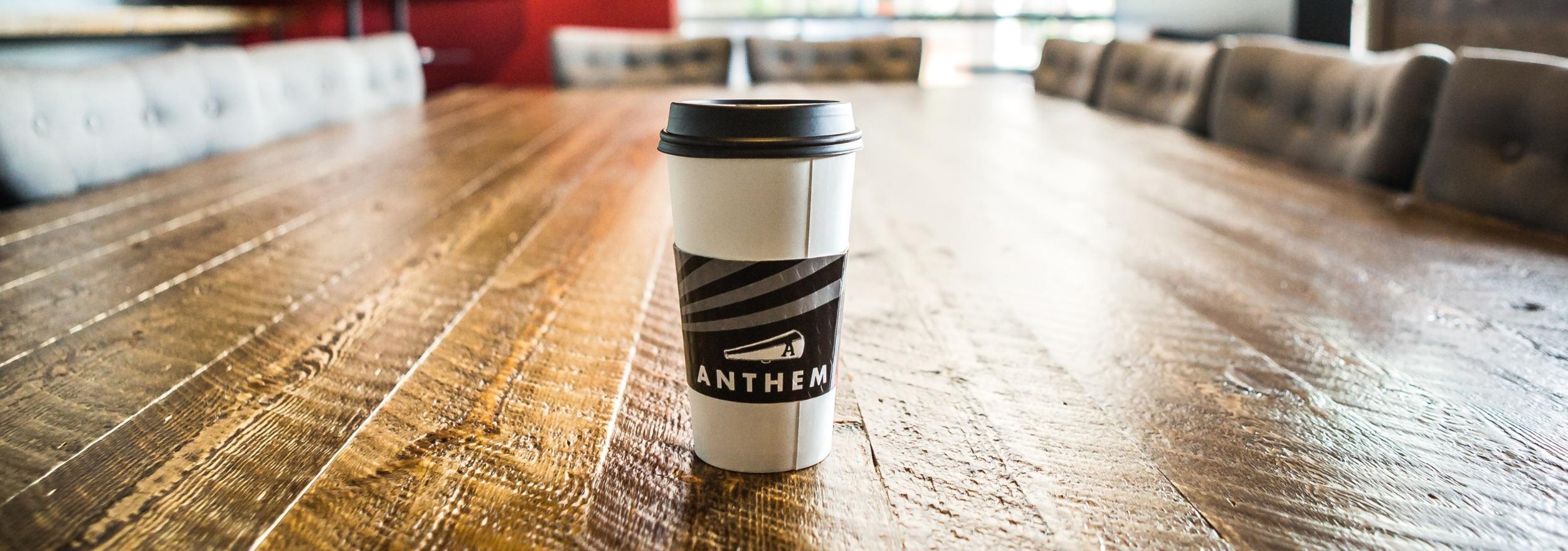 COFFEE SCHOOL | — ANTHEM