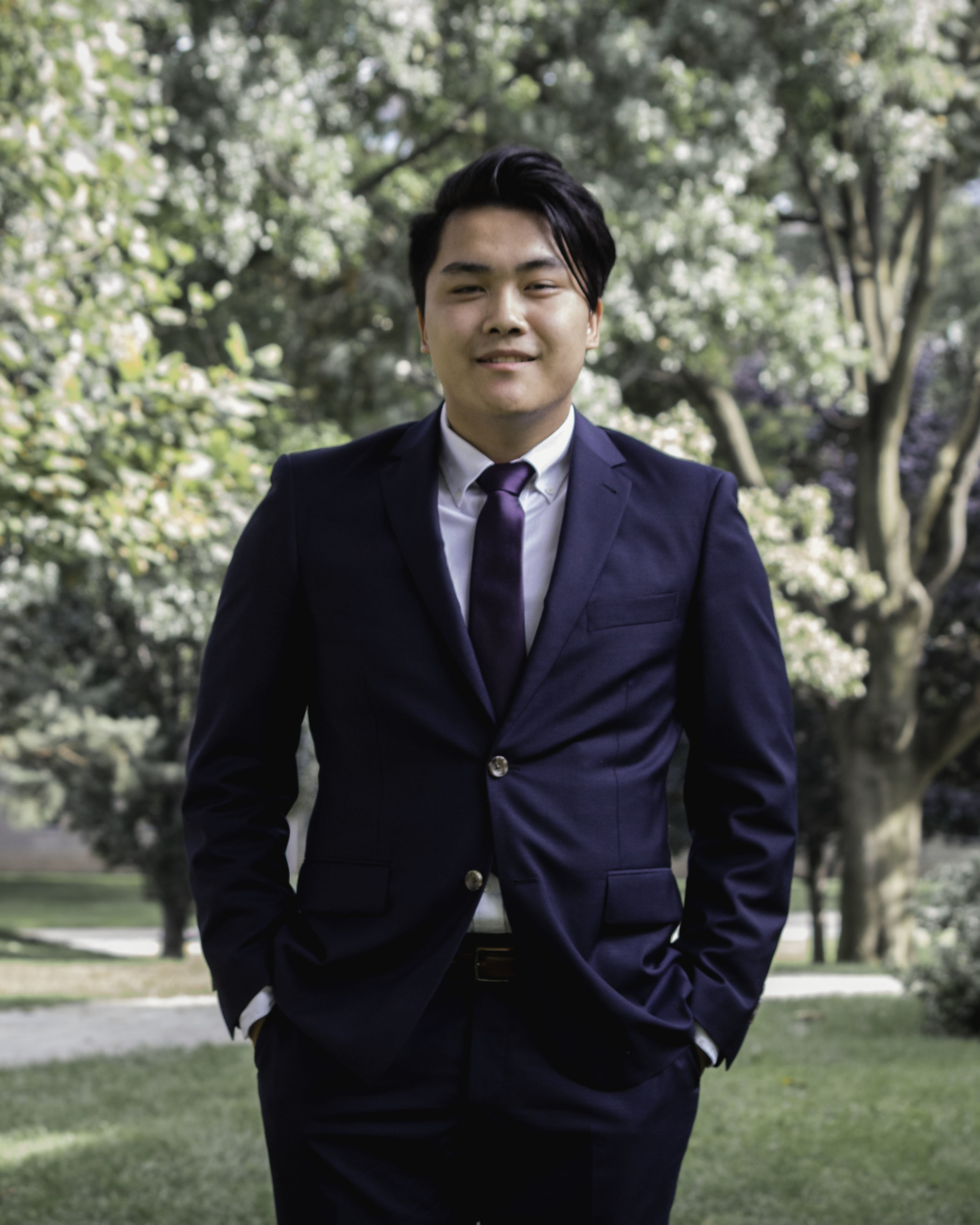 SIMON LU - VP Finance