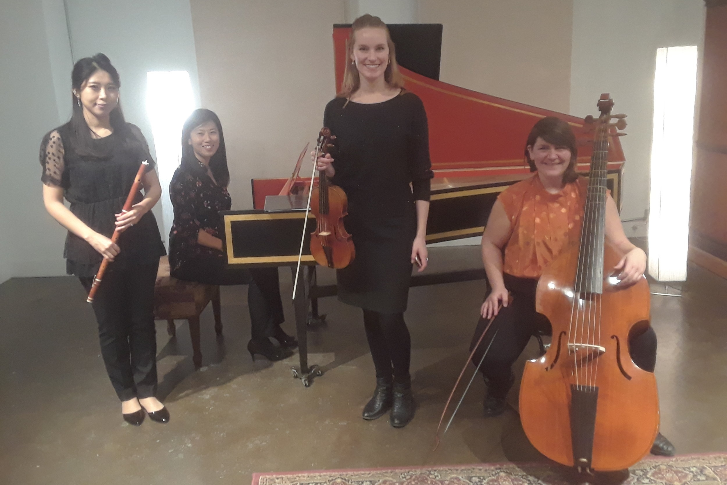 An Elegant Dialogue: Basso Continuo & Strings