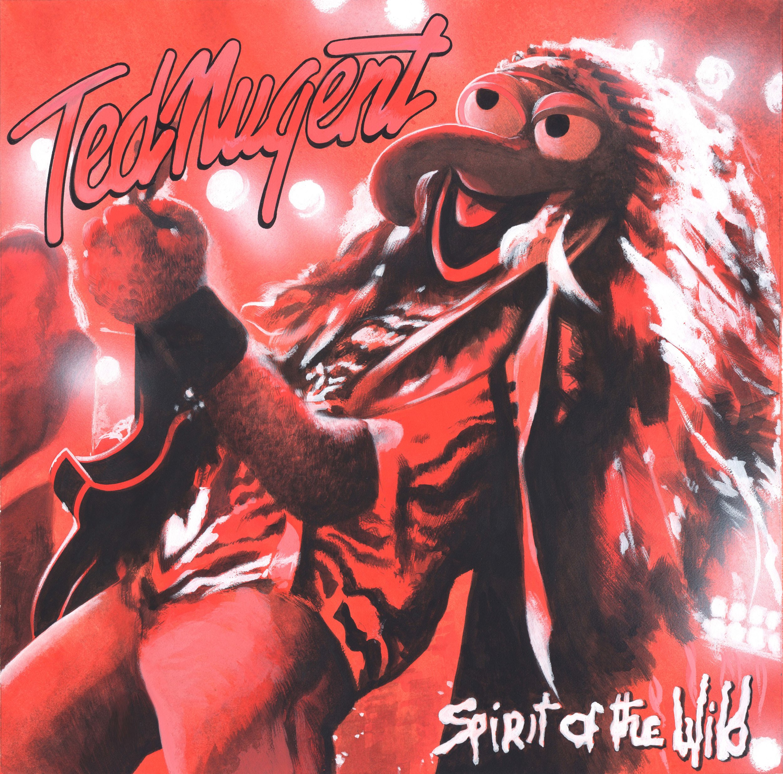 Ted Nugent Call of the Wild