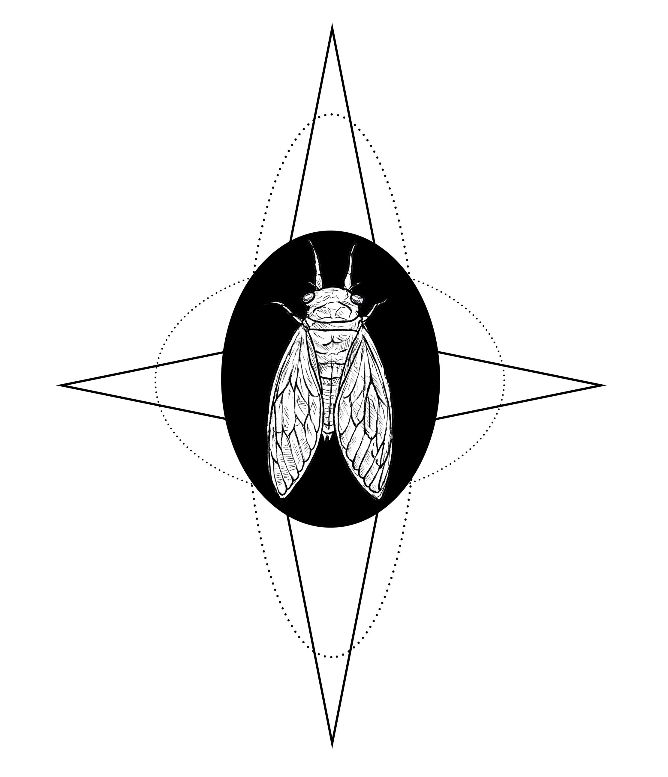 "- Cicada StarLocations: Arms, legs, etc.Minimum size: 4""Hourly Rate"