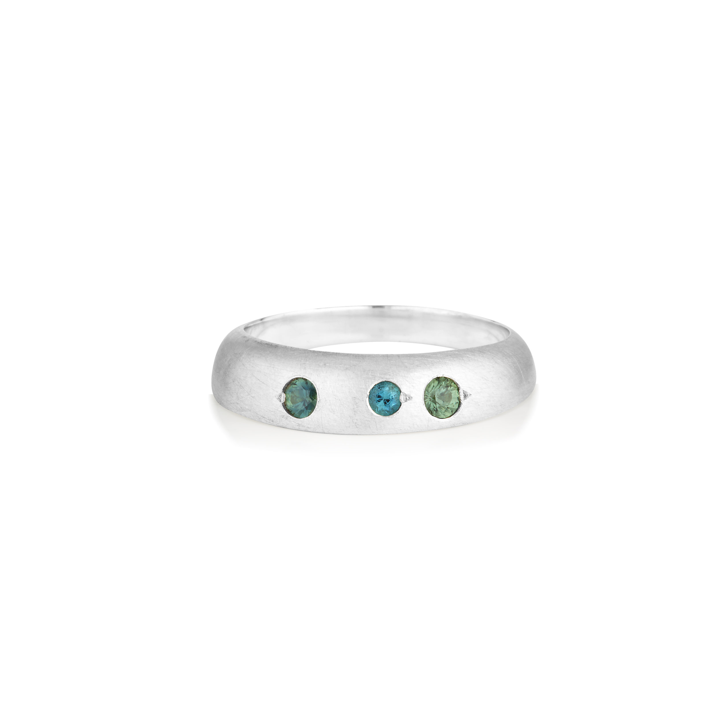 New in store arrivals - Balance and colour play gemstone rings available in store. Stack them or wear them individually