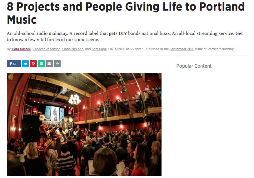 Portland Monthly -