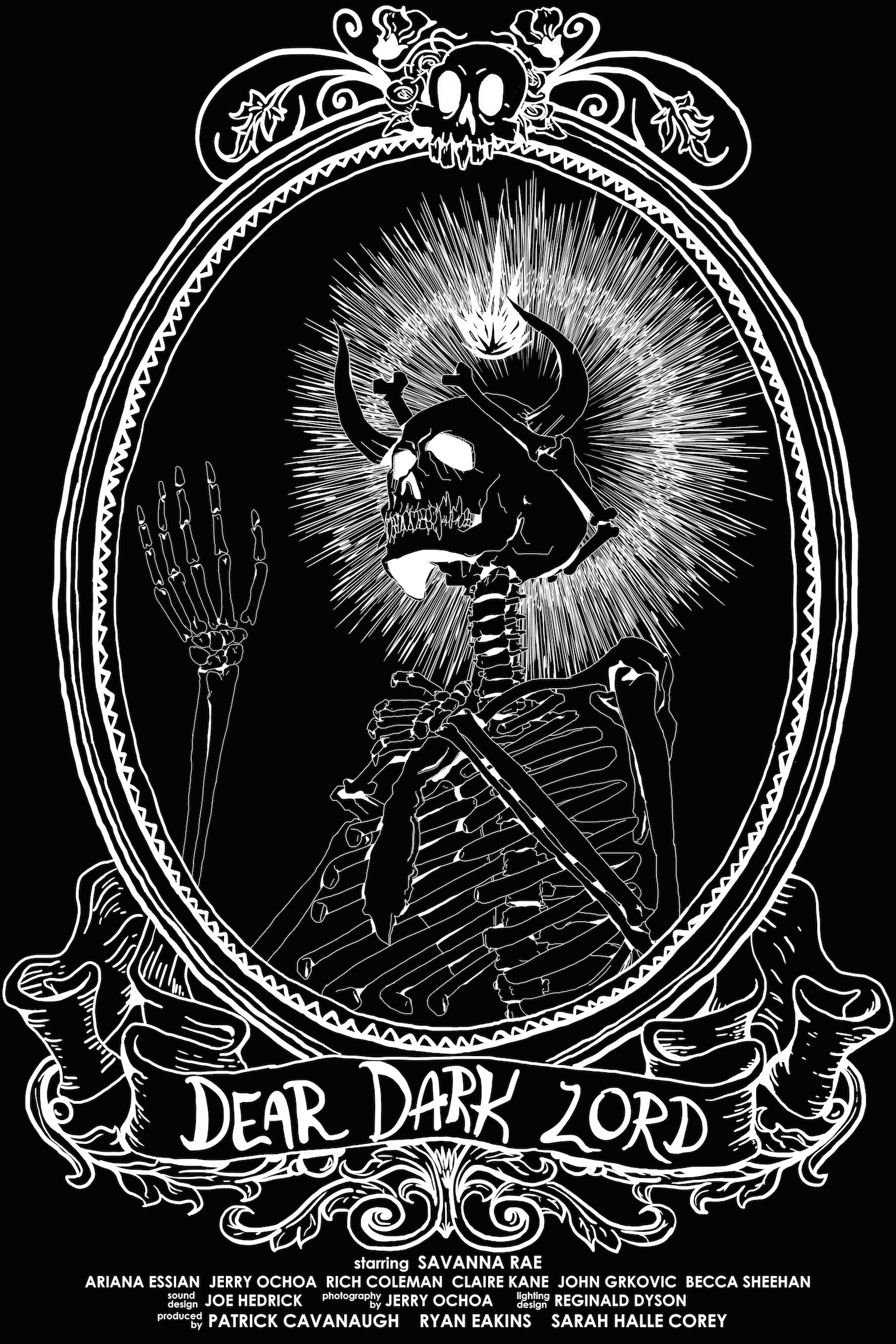 Dear Dark Lord Synopsis - 'Dear Dark Lord' is a web series that chronicles a young woman's dual struggles to: 1) Make it in the big city, and 2) Serve an unholy wretch known as