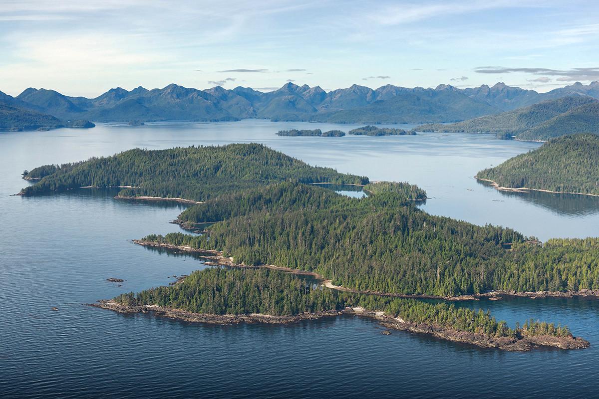 Photo credit:  Council of the Haida Nation