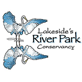 Lakeside's River Park Conservancy - http://www.lakesideriverpark.org/