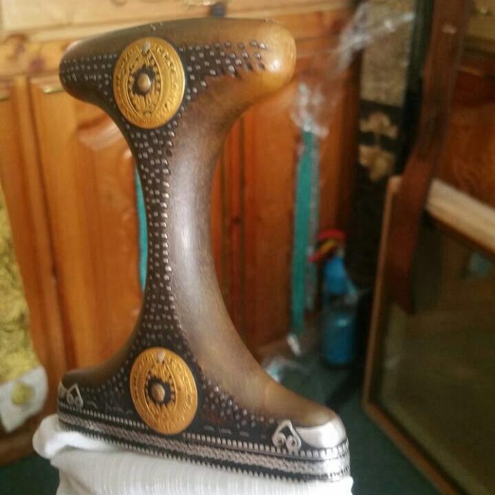 Yemeni Horn Dagger Hilt