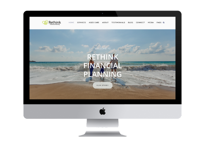 Rethink Financial Planning   are a Newcastle-based team of highly trusted financial advisers. They had an existing website but it needed a complete overhaul to coincide with a local PR campaign, so we closed down the old one and started fresh with a new Squarespace website. We have been working with Rethink Financial Planning since 2018.   Services Delivered   + Website design, copywriting & image selection + Photography (staff photos) + Bi-fold, single page & double page print brochures + Set up & managed social media - Facebook & Instagram + Copywriting for blogs + Targeted local area PR campaign