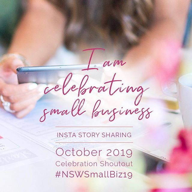 ✨We're thrilled to celebrate NSW Small Business Month (which kicks off tomorrow!!) by sharing the love and amplifying other local small businesses.✨ Check out our Instagram Stories each day from tomorrow to see the businesses we're supporting.🥰 The truth is, running a small business isn't always easy, so with the belief that 'a rising tide floats all boats' we've joined 30 other local businesses (led by @the.dotconnector) in a Celebration Shoutout for all the amazing achievements of Newcastle, Lake Mac and Hunter businesses!  #NSWSmallBiz19 #smallbusinessmonth #nswaustralia #smallbusiness #bossbabes #newcastle #hunter #lakemac #smallbiz #collaboration #PR #websitedesign #editing #blogwriting #copywriting #creatives #mediaagency #marketing #digitalmarketing #inspiration #supportlocal