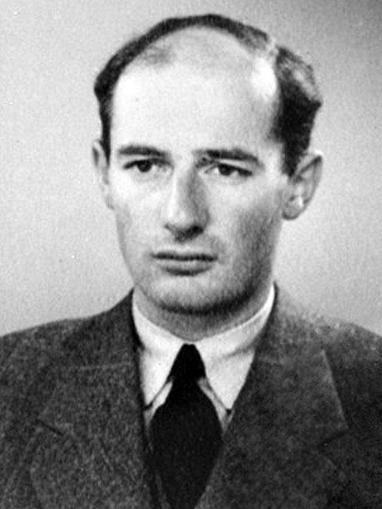 Raoul Wallenberg. Photo credit: Wikipedia
