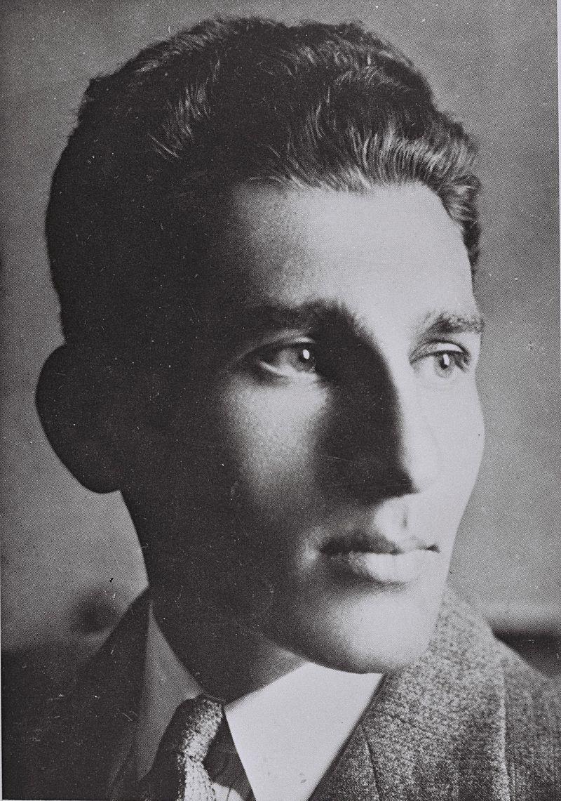 Avraham Stern. Photo source: Wikipedia