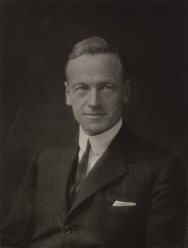 Lord Moyne in 1929. Photo source: UK National Portrait Gallery