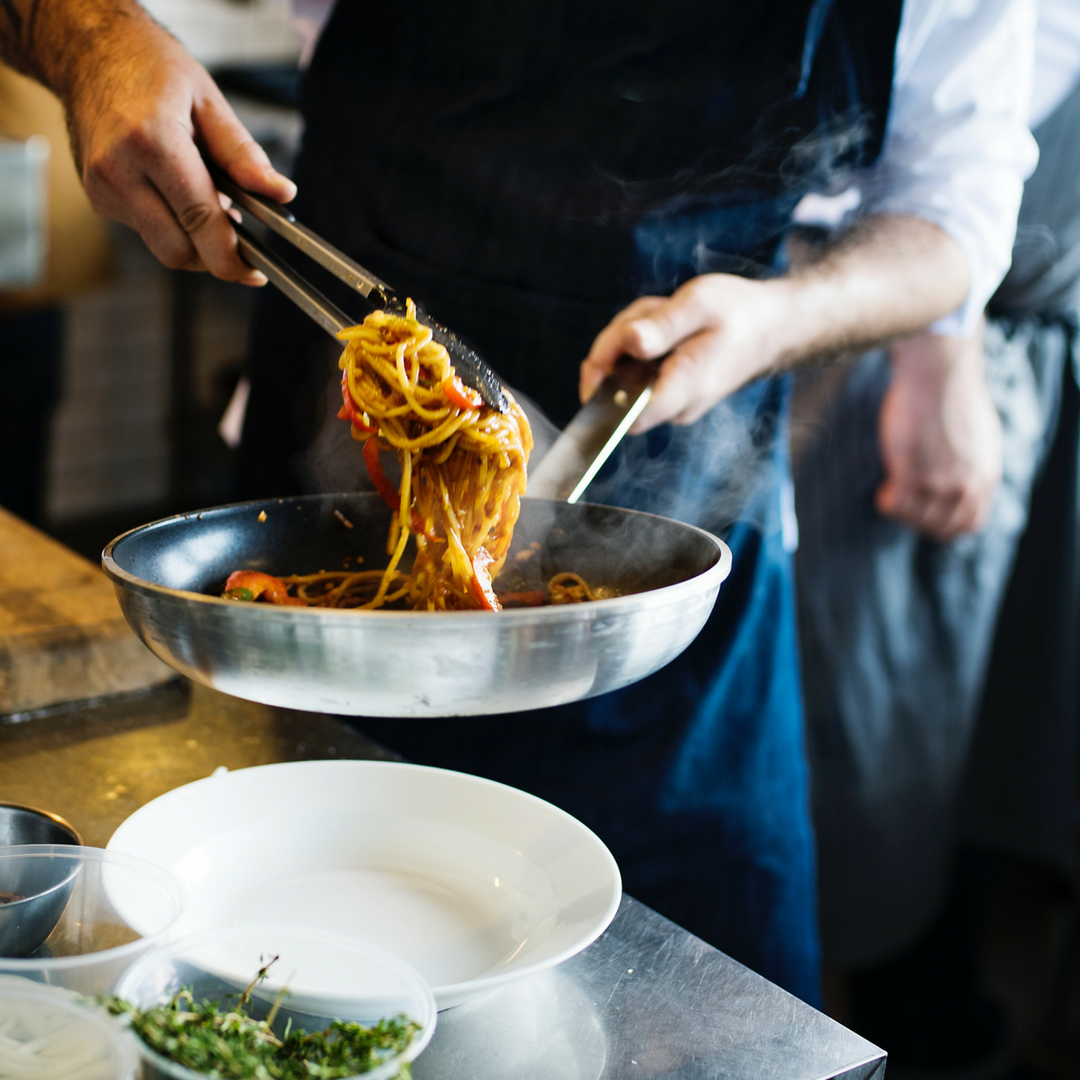 Restaurant Registration - Want to show off your culinary talent and bring your best dishes to more customers? Register your restaurant to participate in SBRW by clicking the button below.