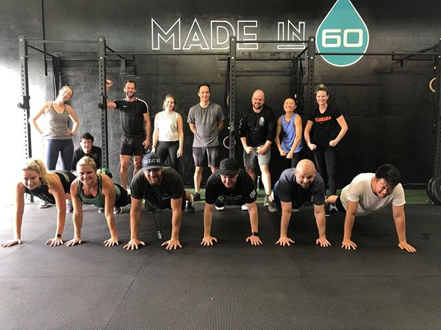 Calling all weekend warriors! Come get sweaty with us Saturday and Sunday - make sure you sign up for a group session early so you don't get #waitlisted. ⁠ ⁠ ⁠ ⁠ #Sweat60 #Sweat60fitness #bestgym #la #personaltrainer #SantaMonica #GetFit #GoalSetting #FitnessGoals #TrainHard #noexcuses #FitFam #FitLife #weights #workoutlife #weighttraining #fitnessmotivation #strength #sweat #freeclass #workoutoftheday #strong #weekendwarrior #balance #mobility ⁠#weekendvibes ⁠