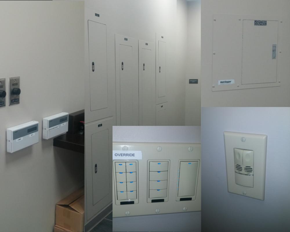 Control panels -