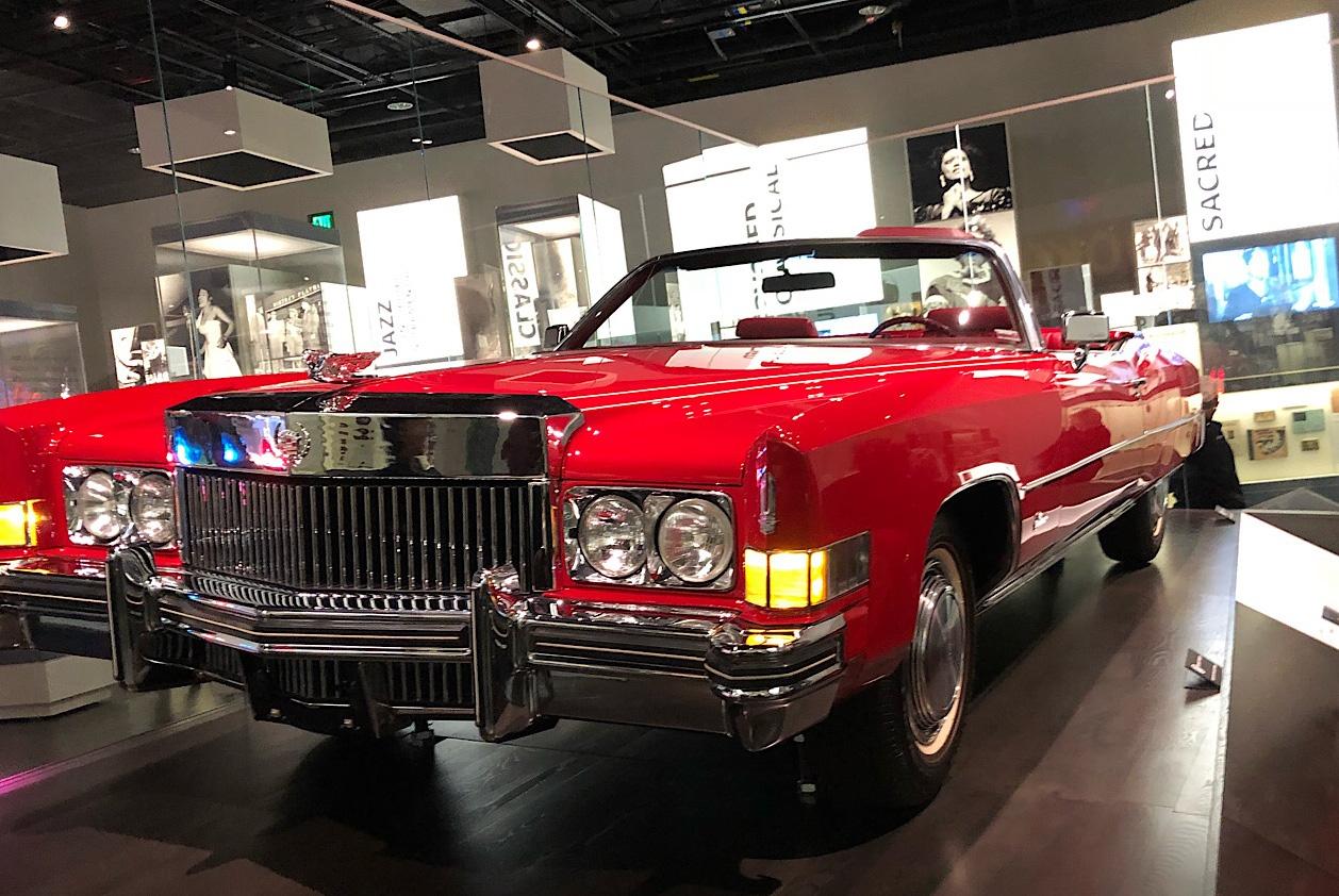 Chuck Berrys car.JPG