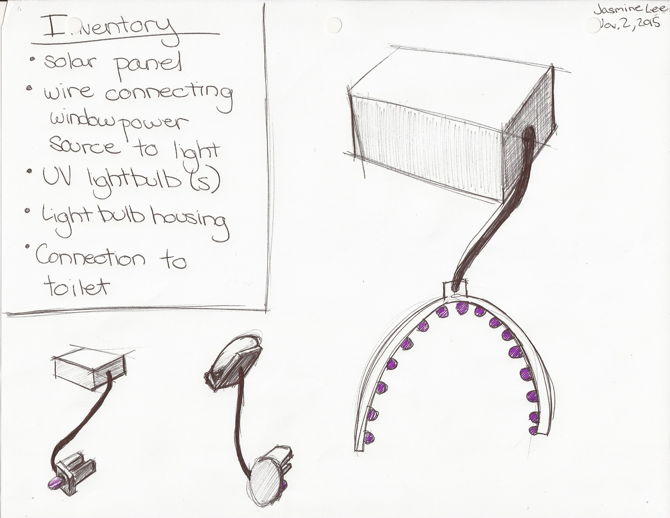 Clipped Light Bulb Concepts