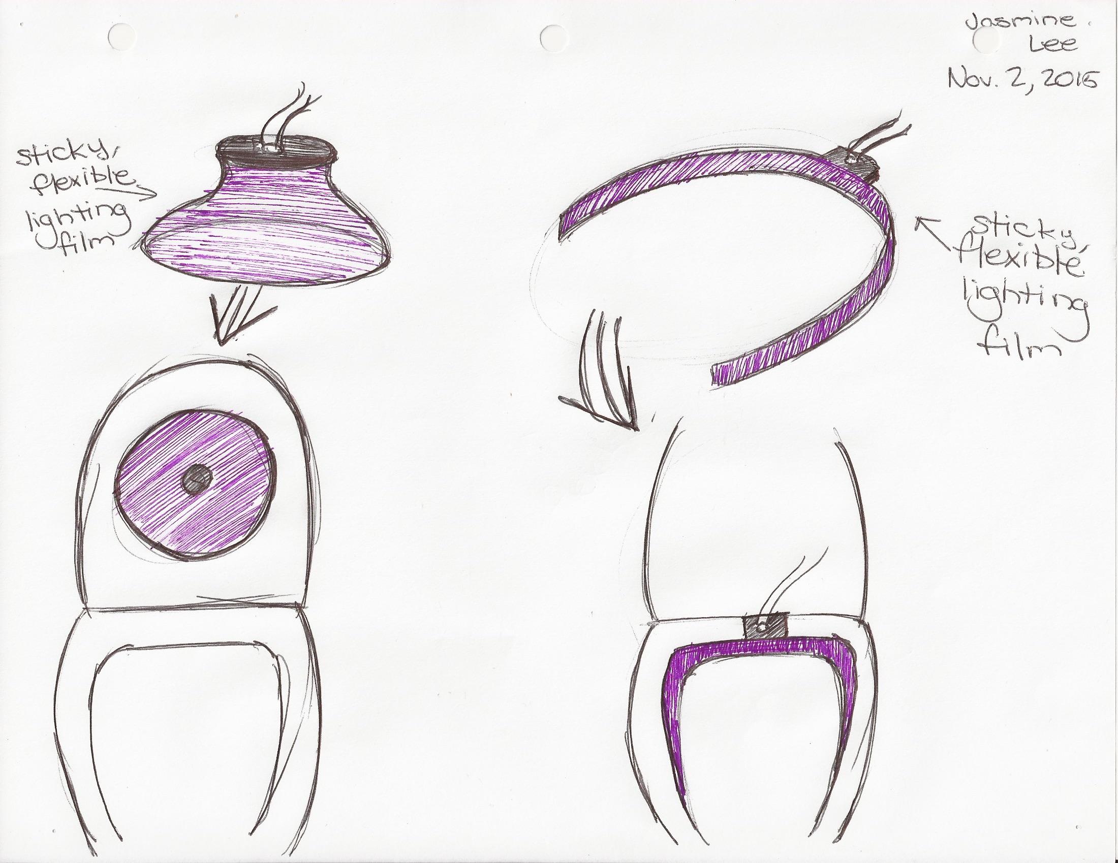 Ultraviolet Film Concept