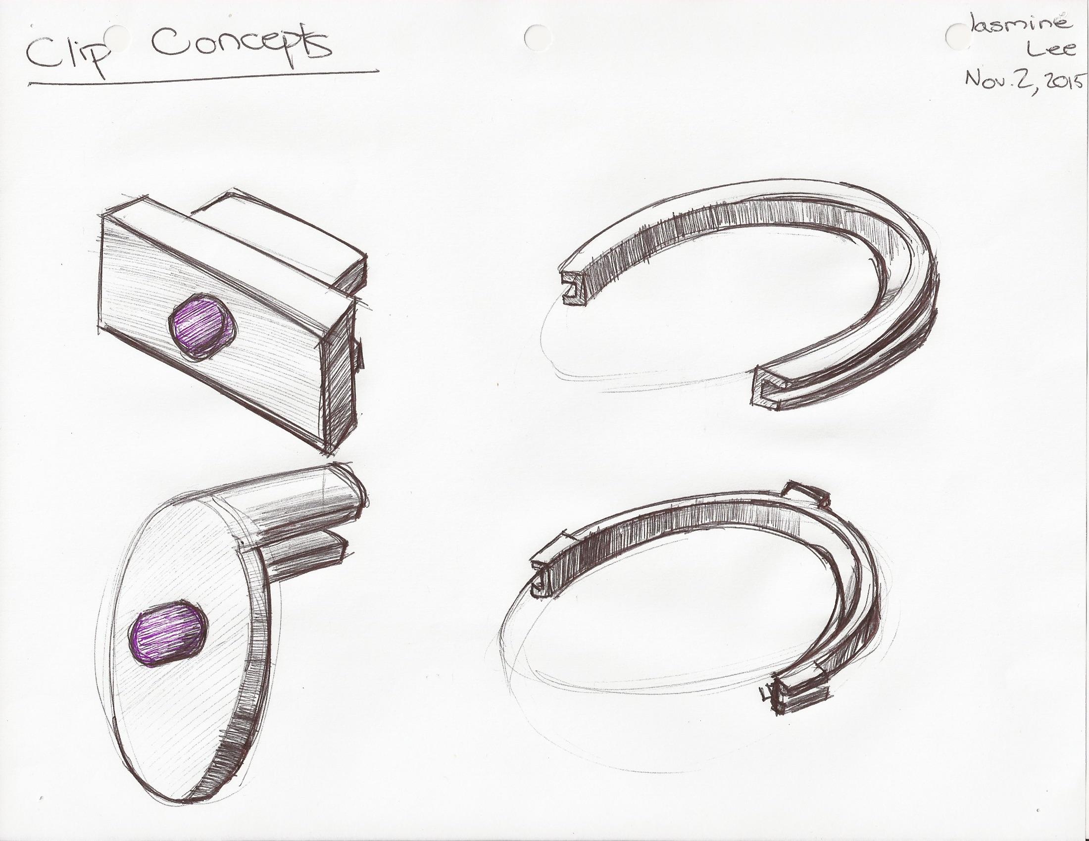 Toilet Clip Concept
