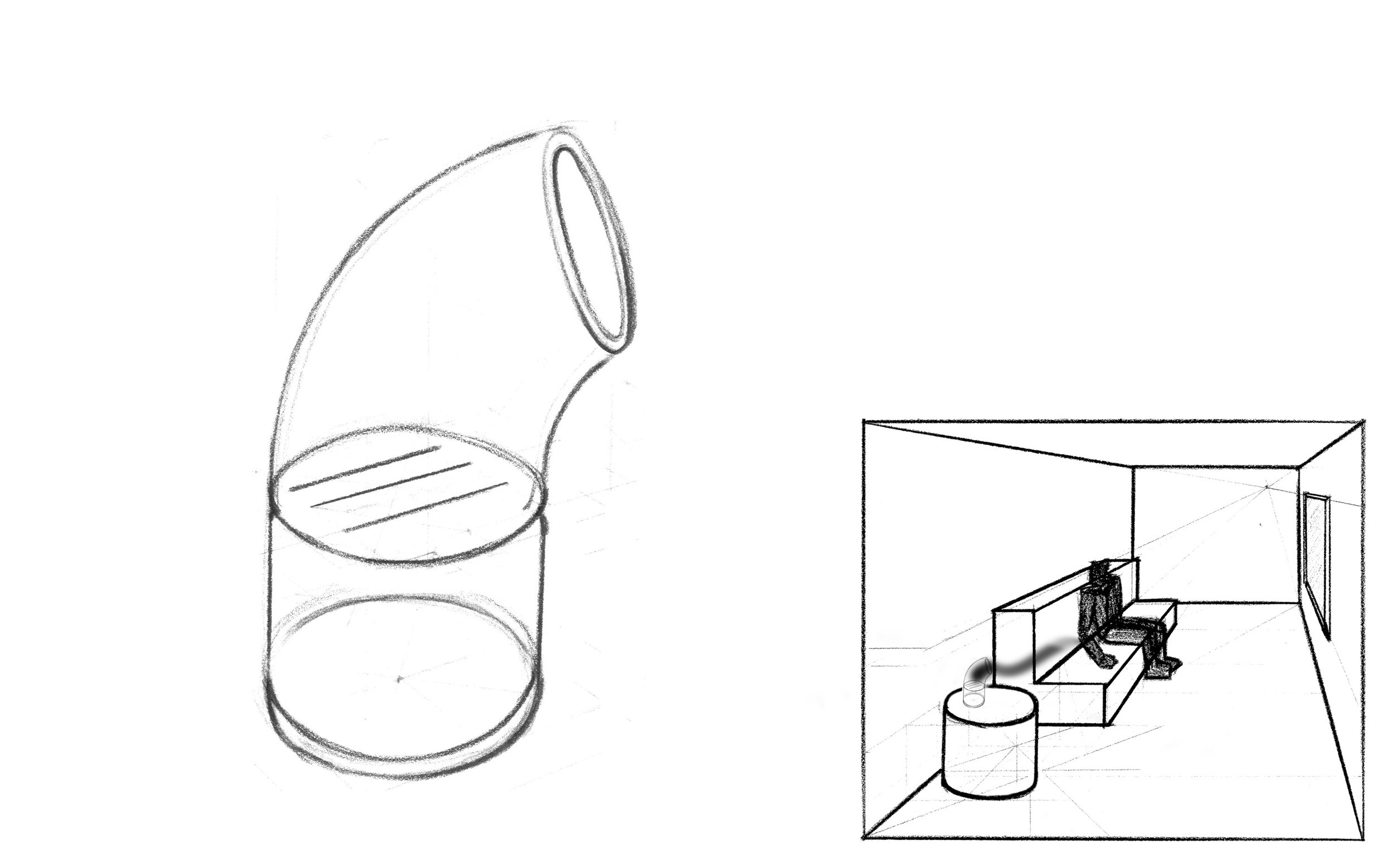 Augmented Smell Concept: Table Top Diffuser