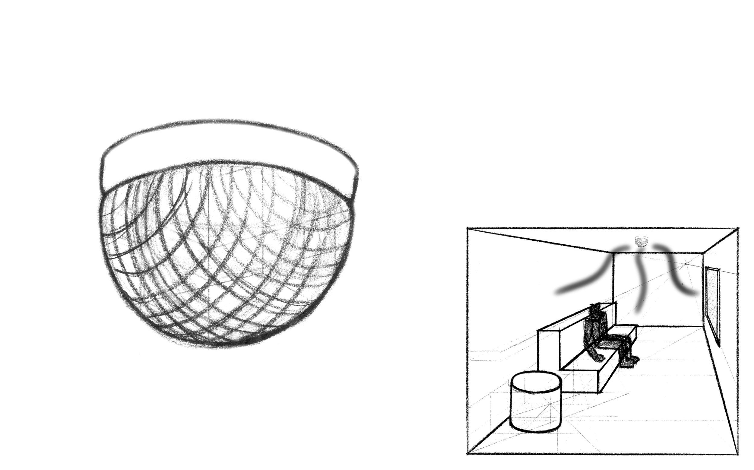 Augmented Smell Concept: Ceiling Diffuser