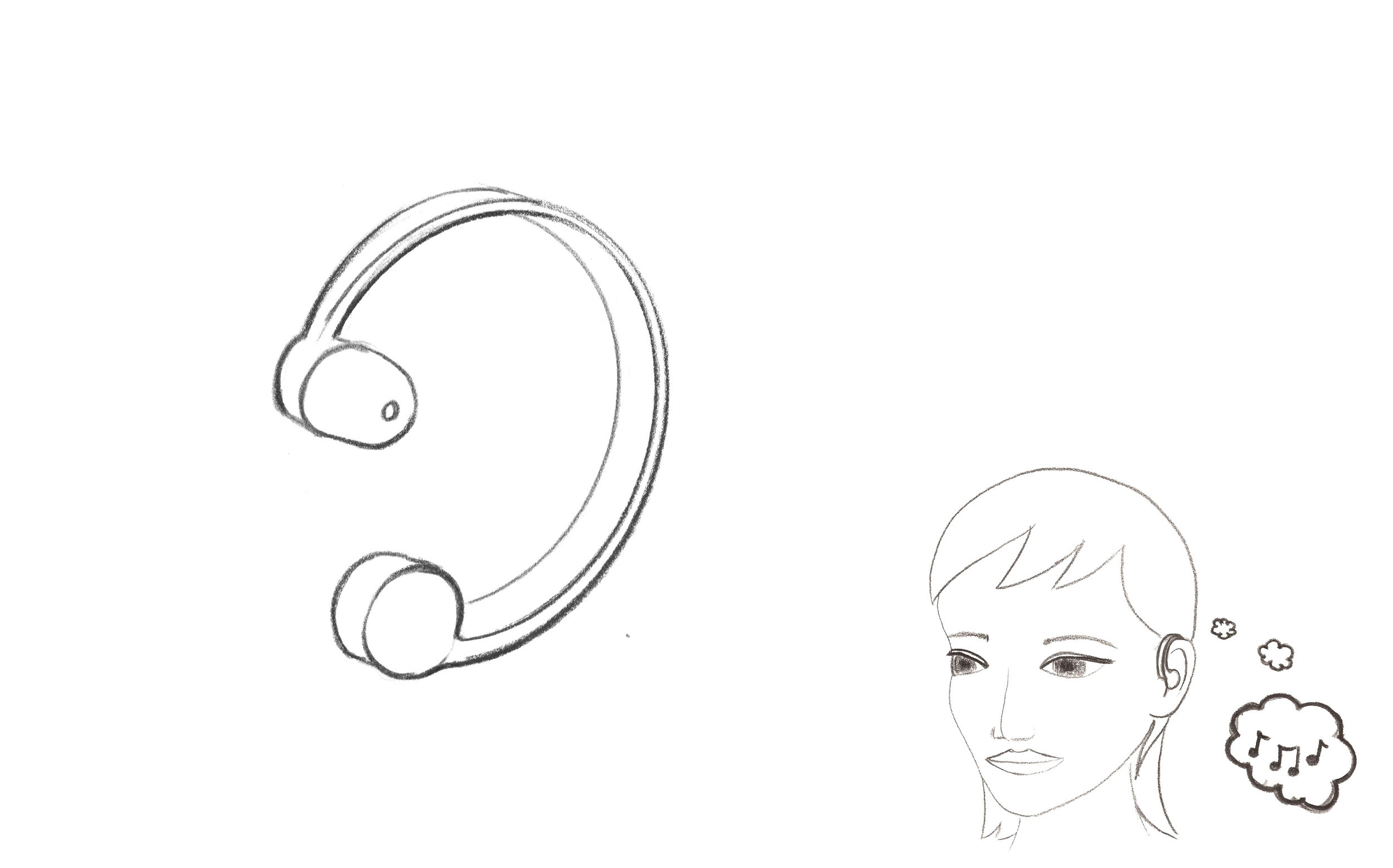 Augmented Sound Concept: Bone Induction Secondary Sounds