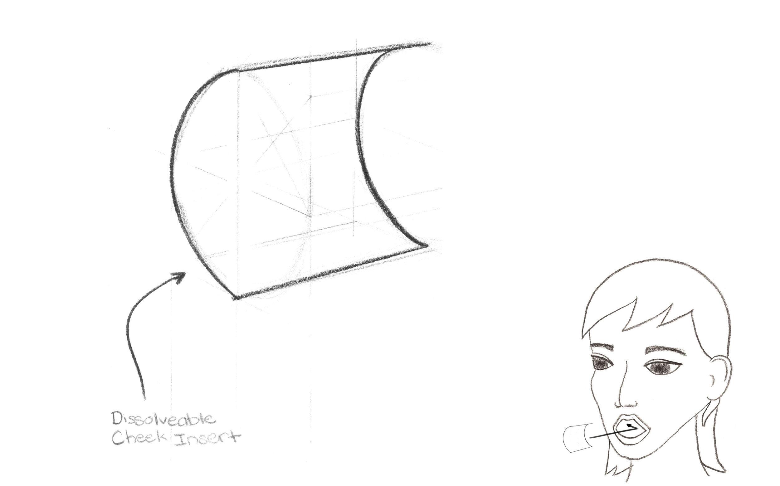 Augmented Taste Concept: 3D-Printed Dissolving Strip