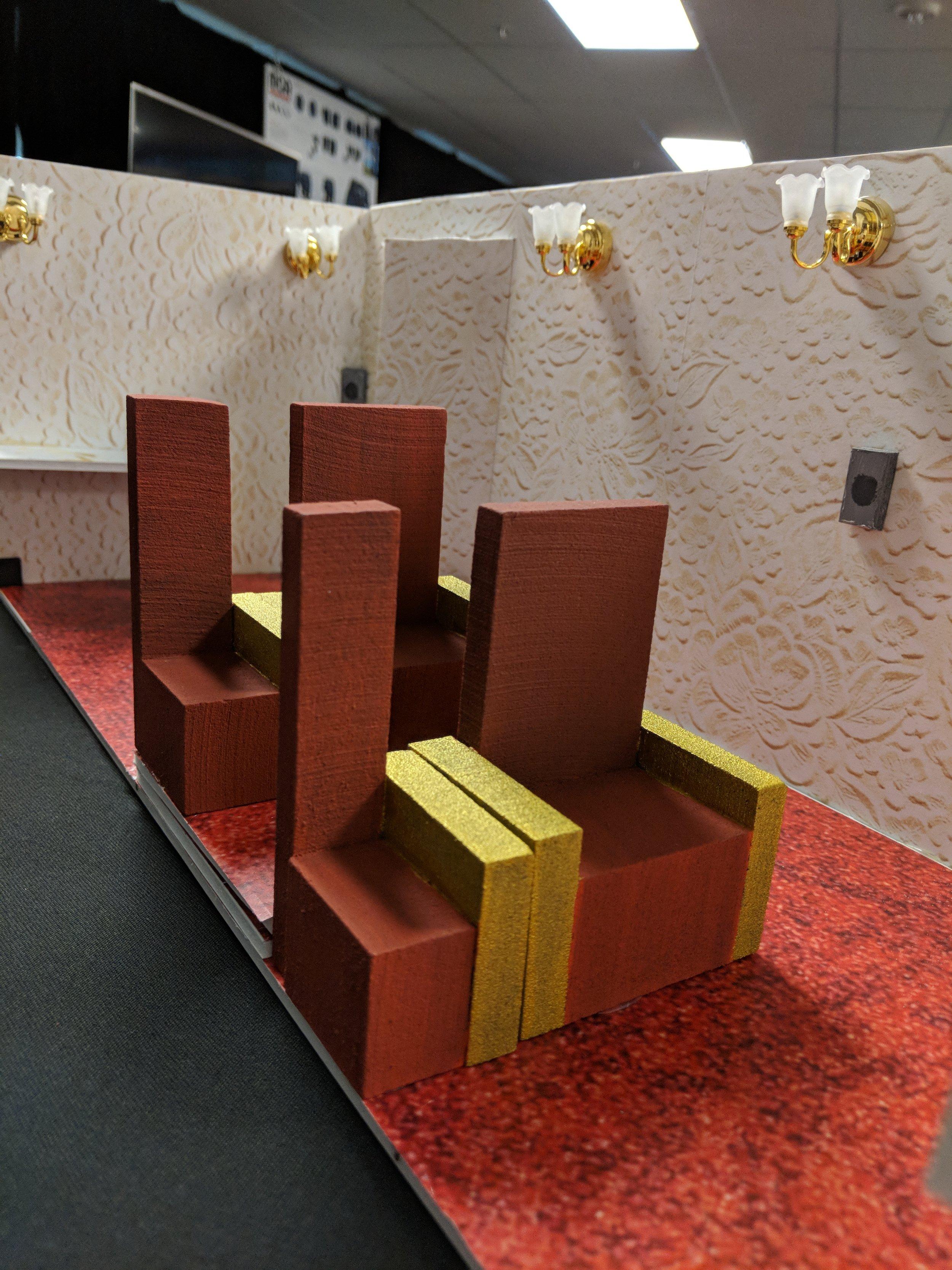 Half Prototype: Six-Seat Theater