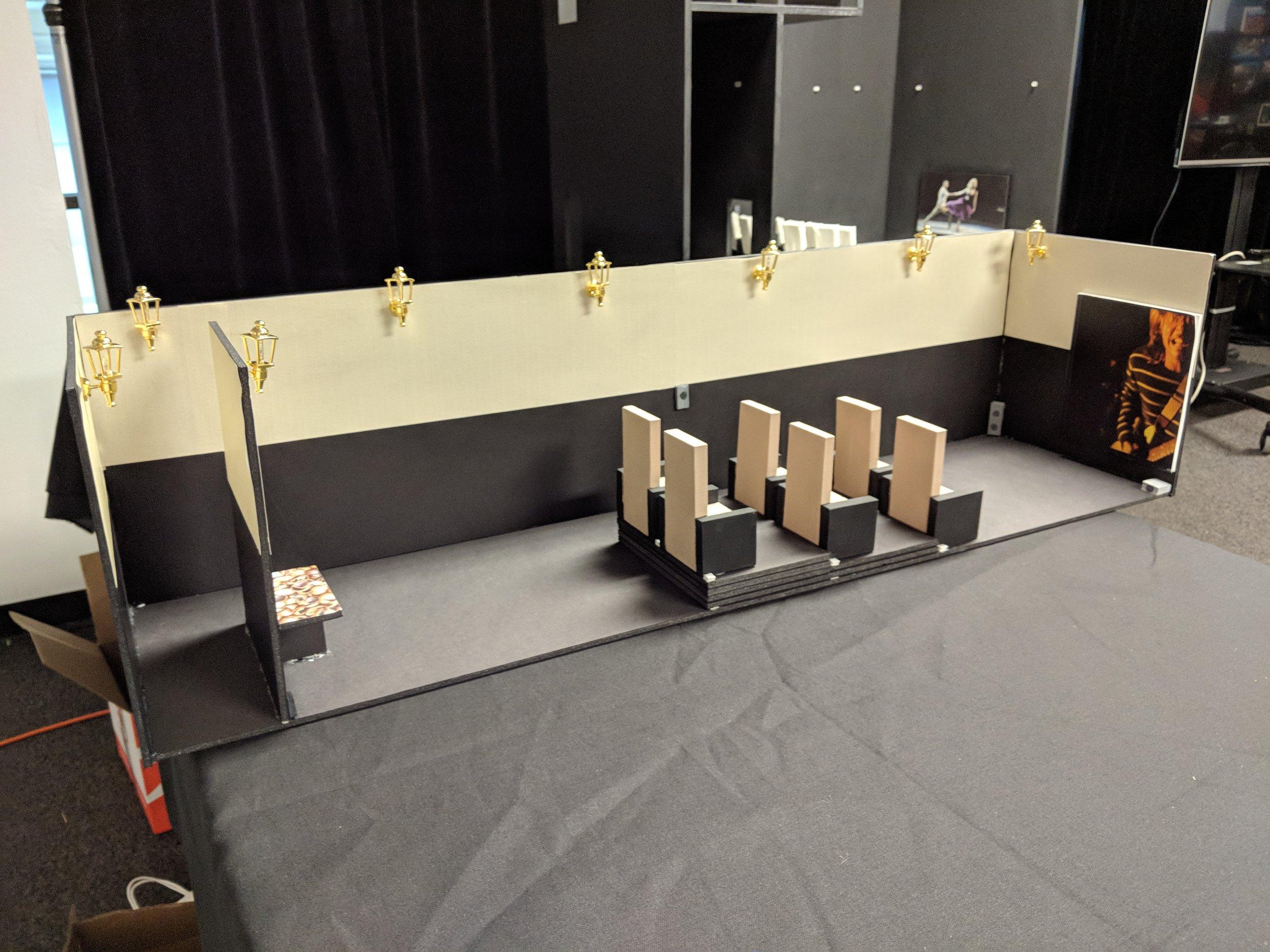 Half Prototype: Twelve-Seat Theater