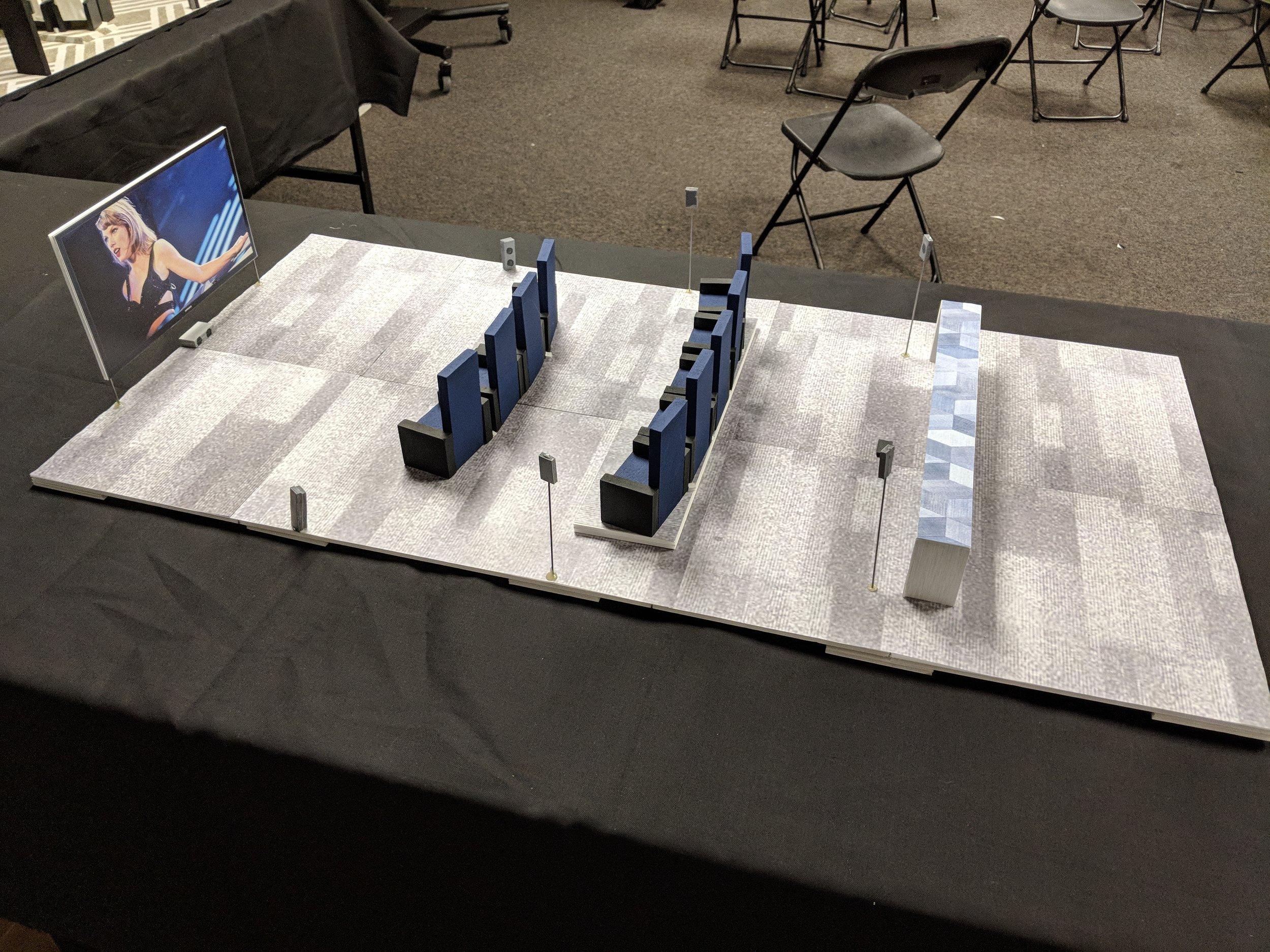 Full Prototype: Nine-Seat Theater