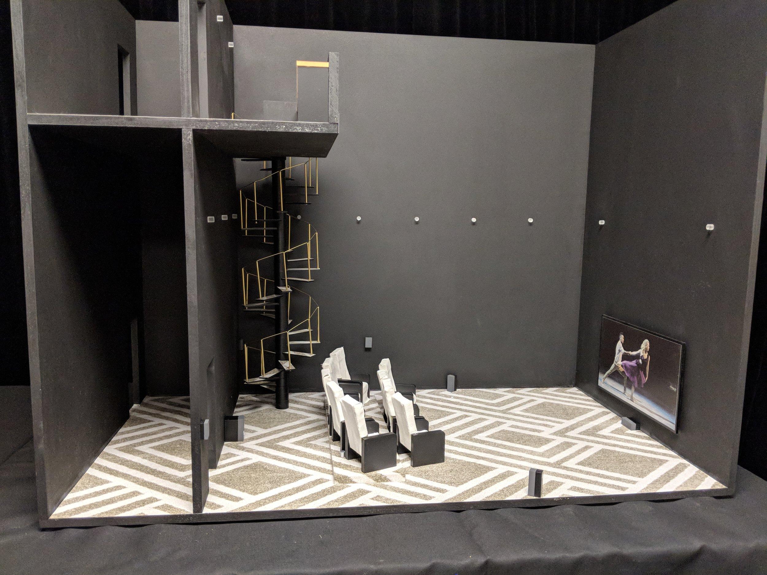 Final Model: Full Theater