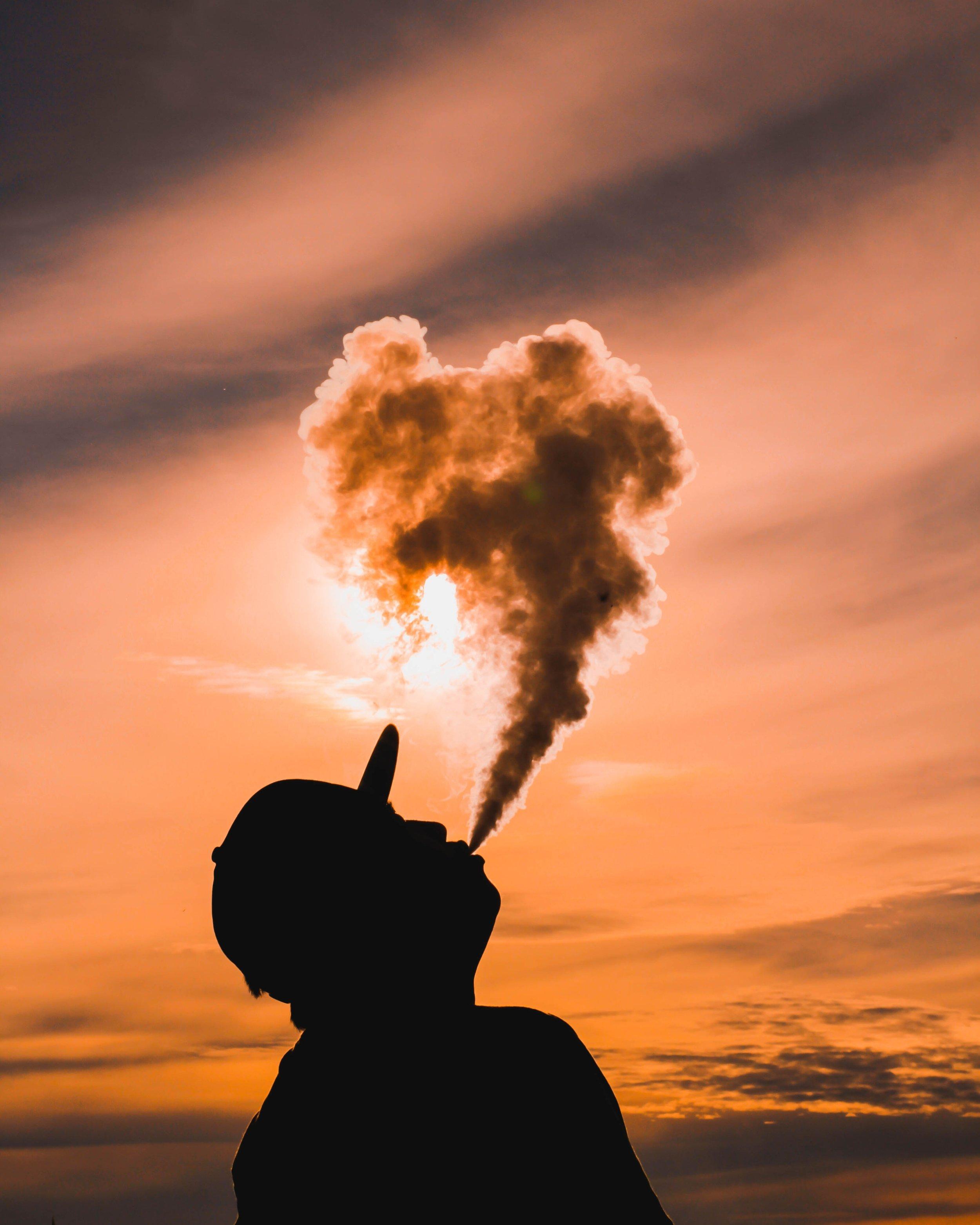 rygning -