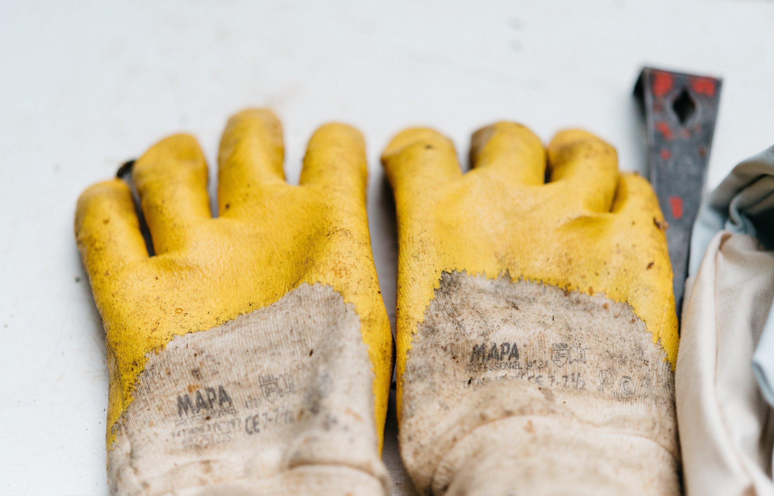 handsker -