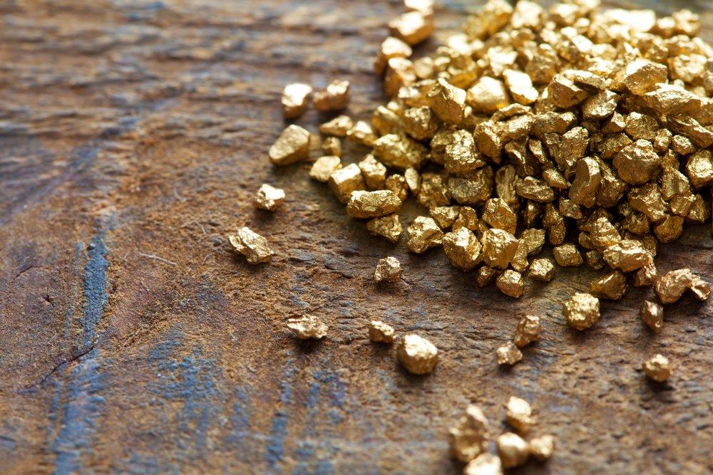 de 6 guldkorn -