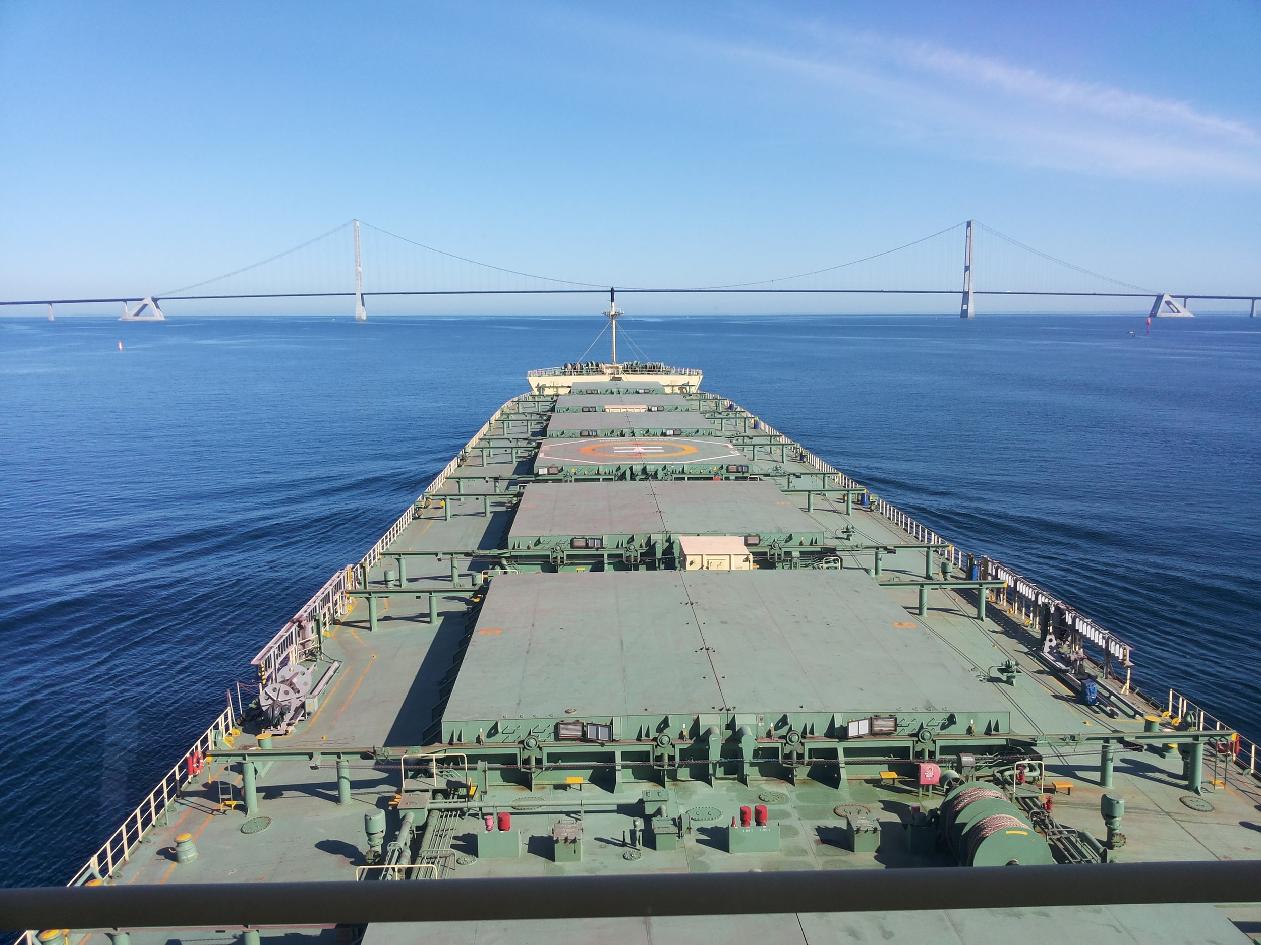 Health and safety at sea -