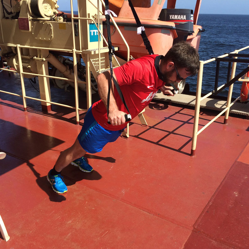 Fit Seafarer - Safe Ship -