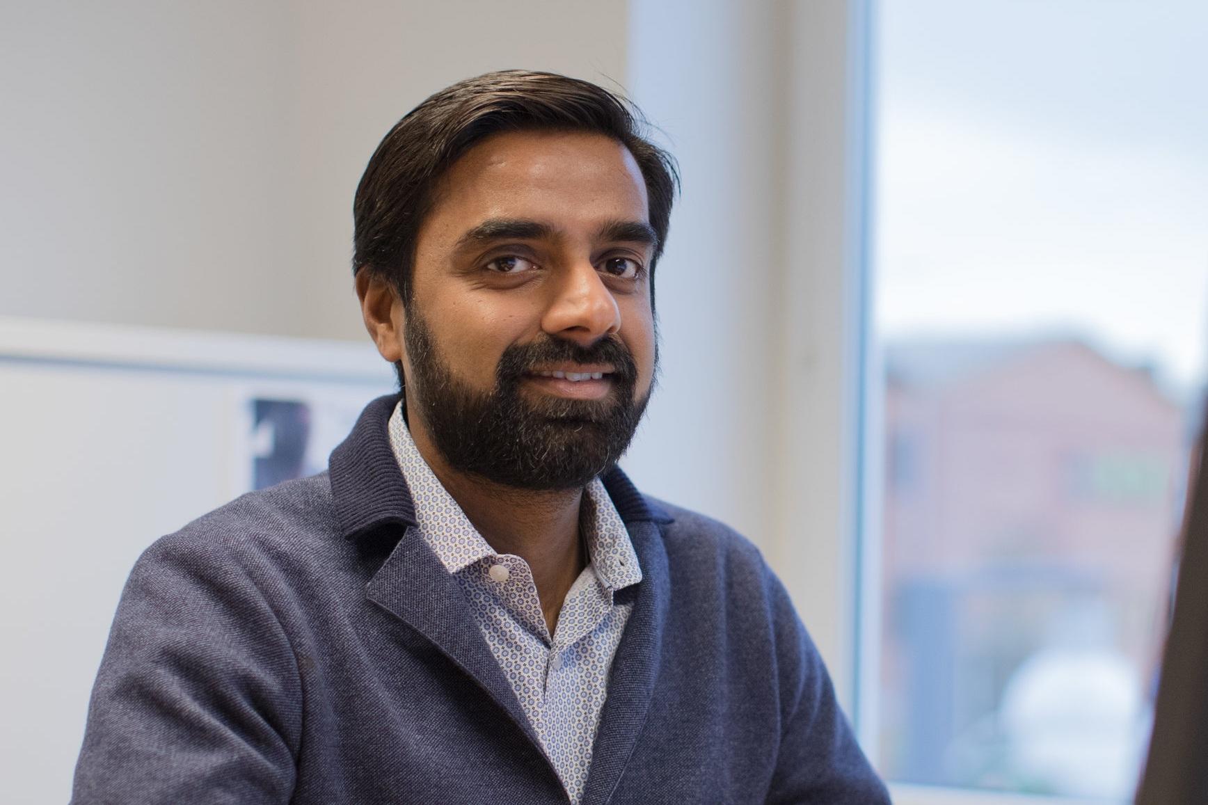 Vivek Menon, Head of Department in SEA HEALTH & WELFARE
