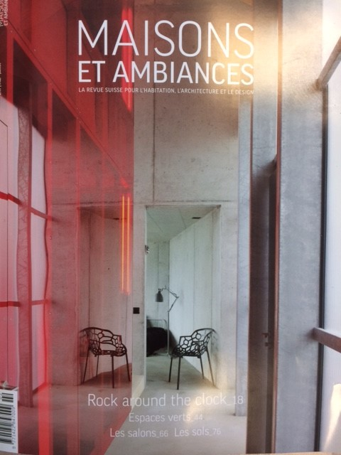 Maisons et ambiance, paintings