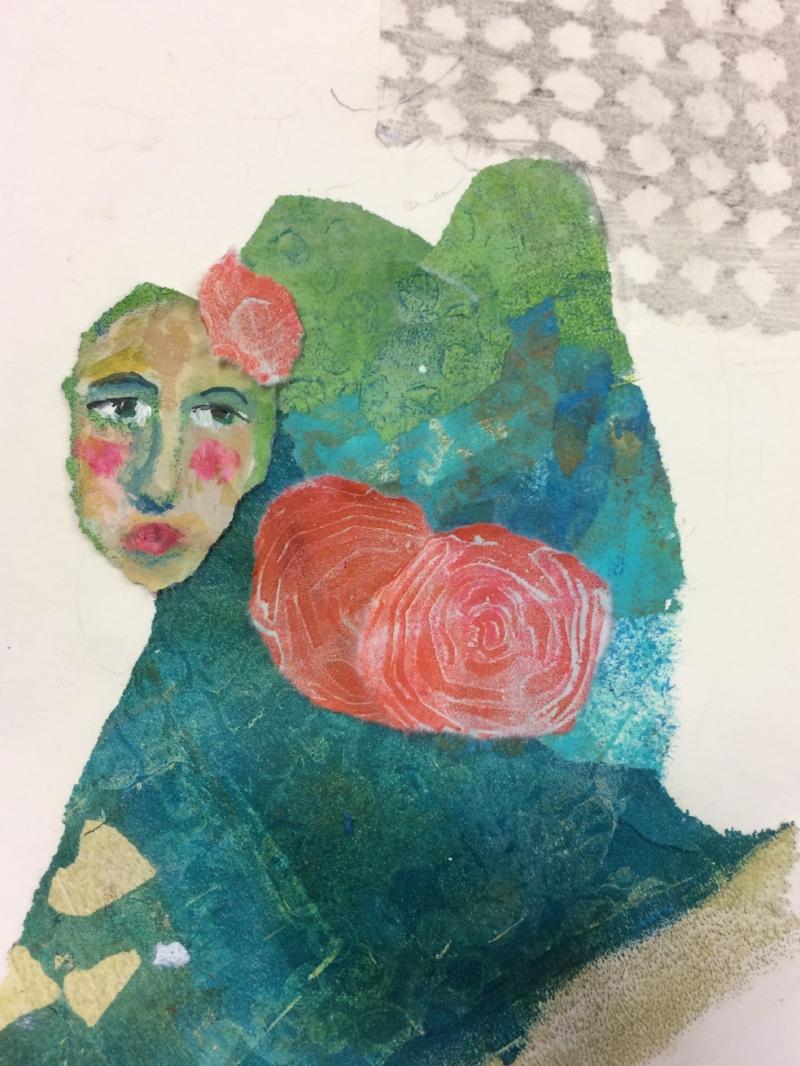 Collage women