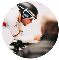 - Body Geometry Fit Specialists have worked with the world's finest cyclists, from Iron Man champions, Winners of the Giro, Tour de France, and Spring Classics, plus Cyclocross and Mountain disciplines.