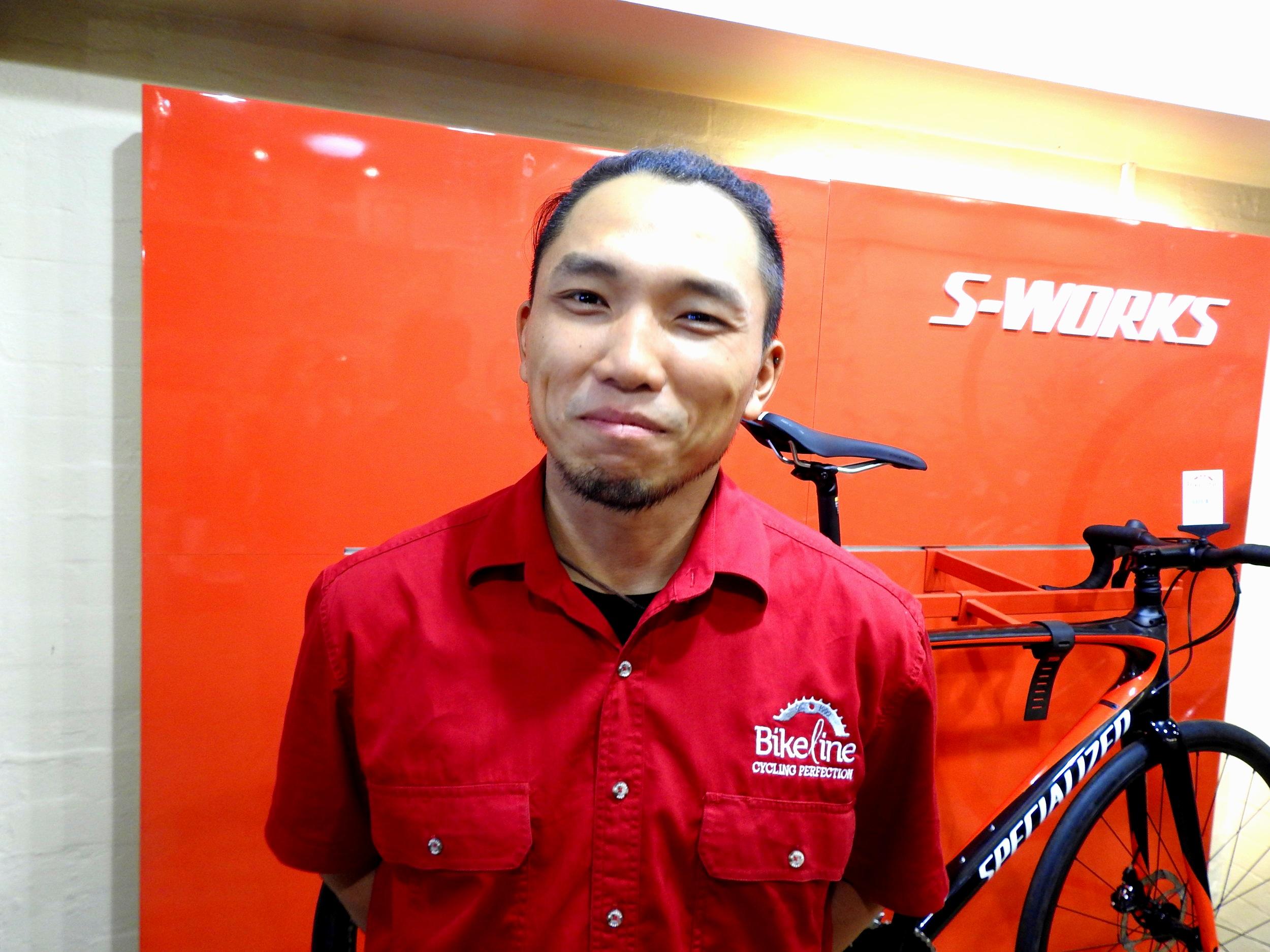 Chang Chia-Pao (JB) - Head Workshop Technician