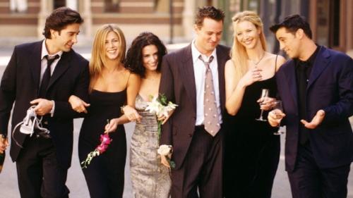 Friends  cast  #squadgoals  (photo courtesy: Wikia)