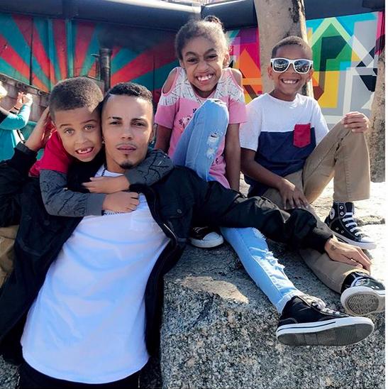 Amari and his children