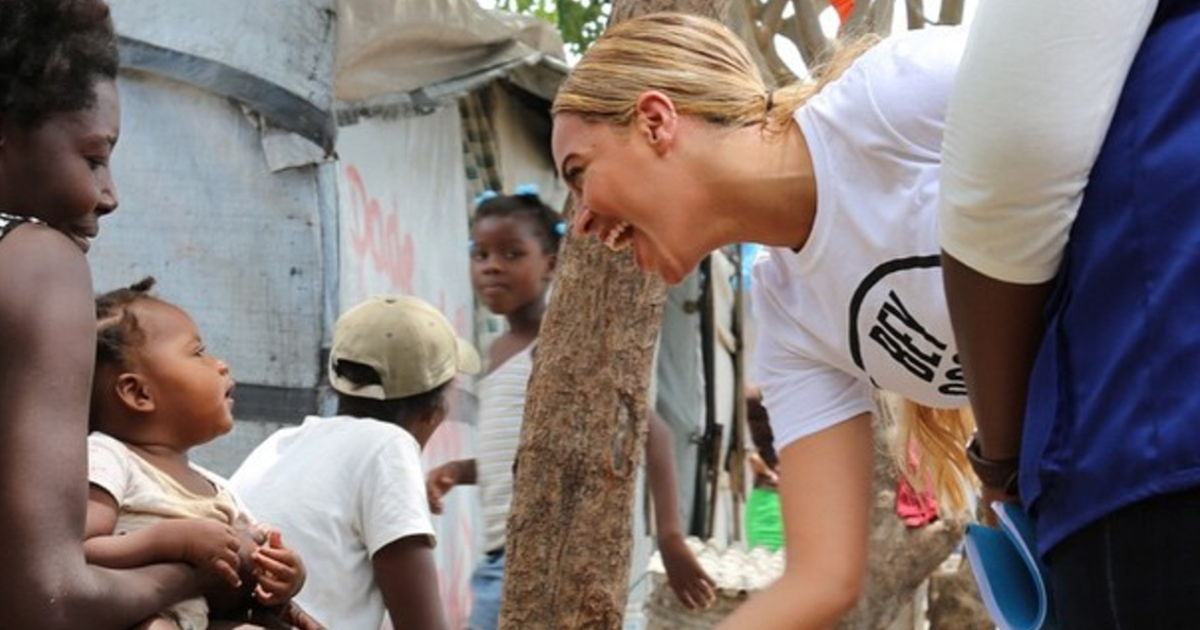 Beyoncé teaming up with UNICEF in East Africa for  Bey Good  charity photo via:  defendernetwork.com