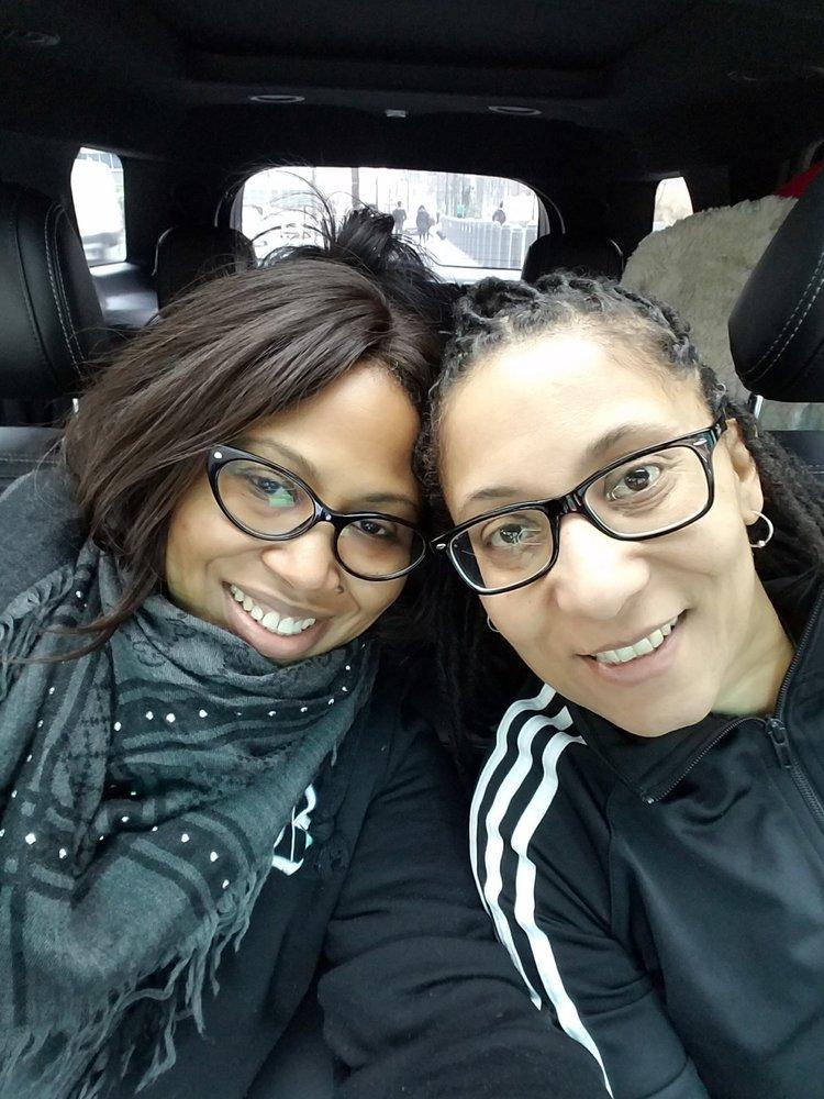 Shaunya (left) & Tara (Right)