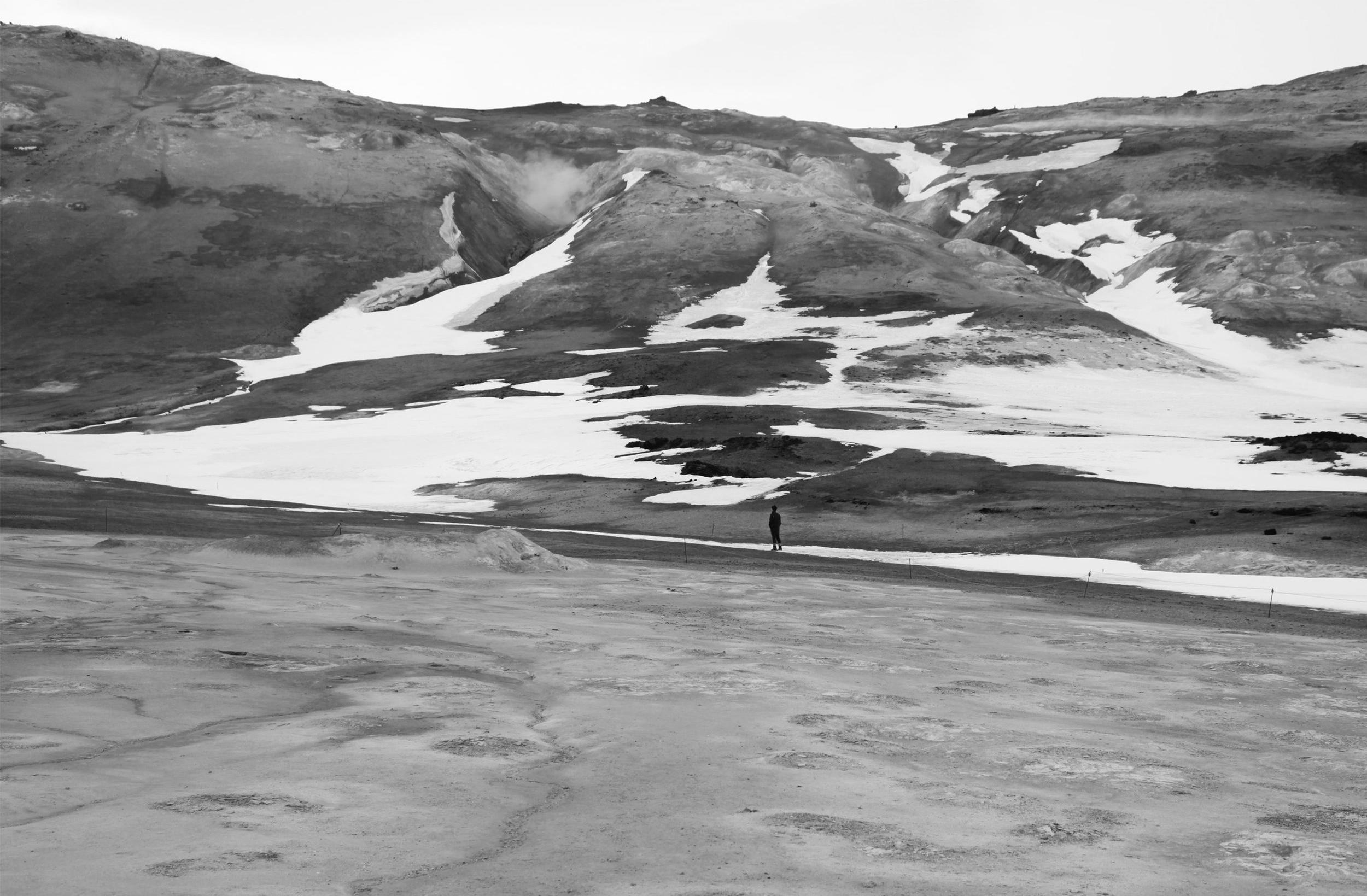 NÁMASKARÐ, ICELAND -